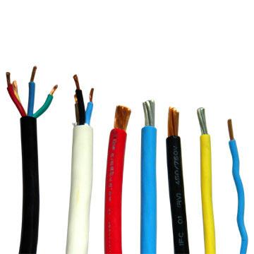 прокладка кабеля или провода питания на провододержателях сечением 6 мм2
